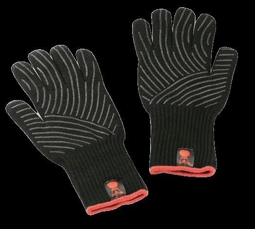 Weber premium handskesæt